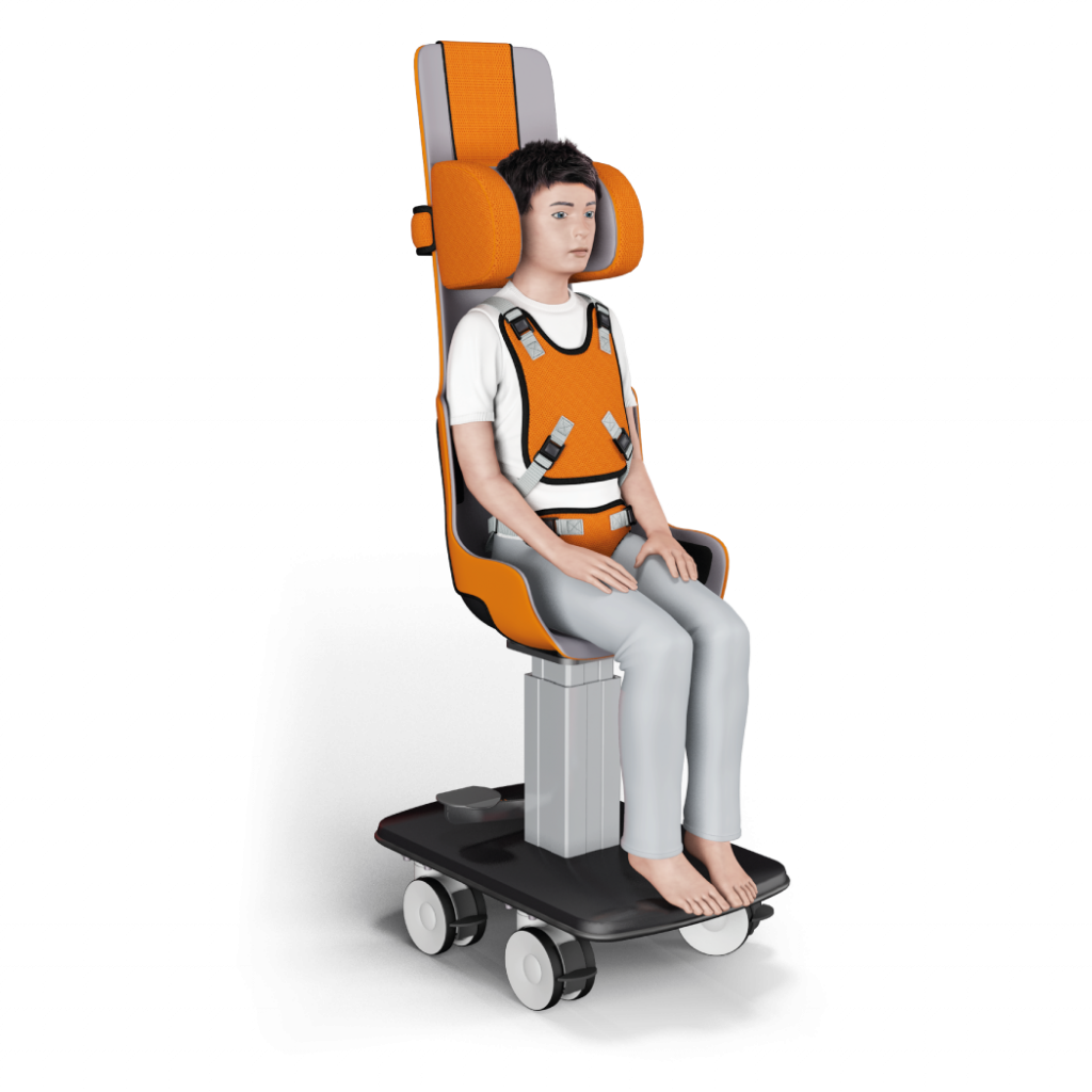 EOS Röntgenstrahlendurchlässiger Stuhl